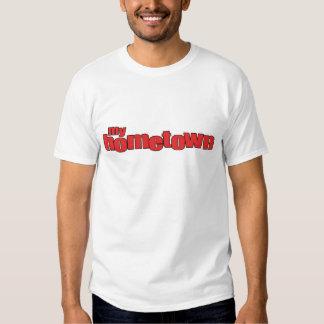 My Hometown Chicks white t-shirt