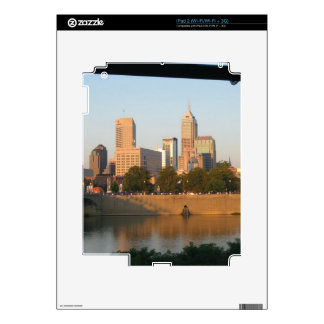 My Hometown  Indy Photoshoot by Dale Wilhelm iPad 2 Decals