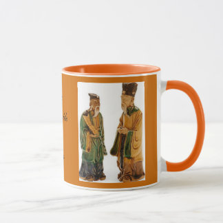 My honorable tea mug