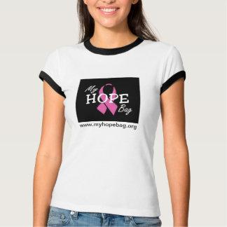 My Hope Bag - Pink Ribbon TShirts