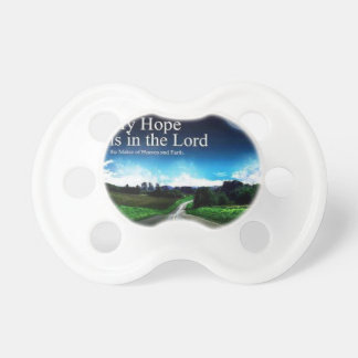 My Hope Is In the Lord BooginHead Pacifier