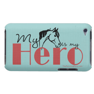 My Horse Is My Hero Barely There iPod Case