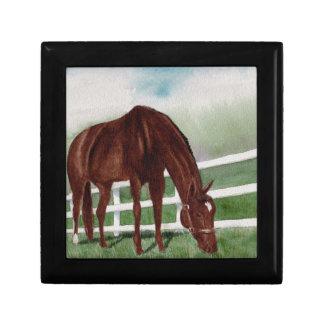 My Horse Keepsake Box