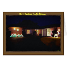 My House Greeting Card