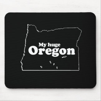 MY HUGE OREGON MOUSE PAD