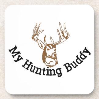 My Hunting Buddy Beverage Coaster