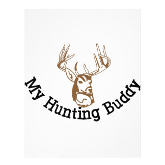 My Hunting Buddy Letterhead