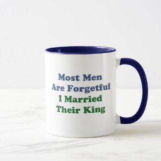 My Husband is Forgetful Mug