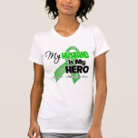 My Husband is My Hero - SCT BMT Tee Shirts