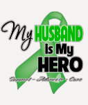 My Husband is My Hero - SCT BMT Tees