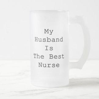 My Husband Is The Best Nurse Mug