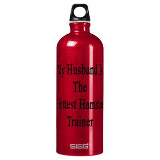 My Husband Is The Hottest Hamster Trainer SIGG Traveler 1.0L Water Bottle