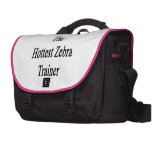 My Husband Is The Hottest Zebra Trainer Bags For Laptop