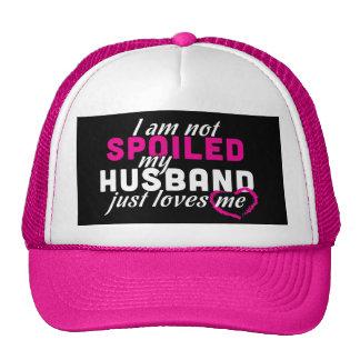 My husband loves me trucker hat