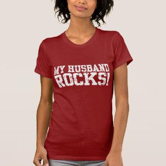 My Husband Rocks T Shirts