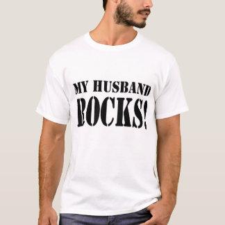 My Husband-Wife ROCKS Couples Tee1 T-Shirt