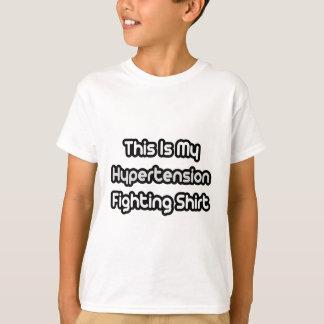 My Hypertension Fighting Shirt