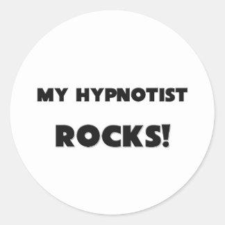 MY Hypnotist ROCKS! Stickers