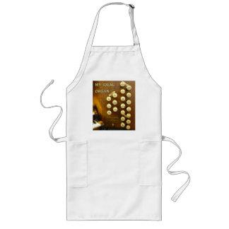 My ideal organ apron