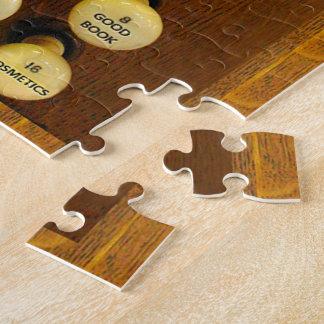 My ideal organ jigsaw puzzle