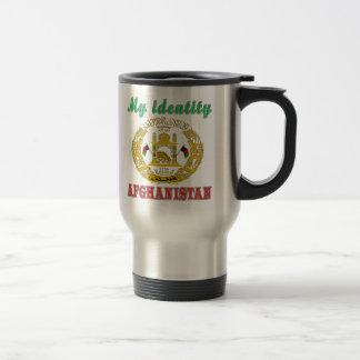 My Identity Afghanistan Mugs