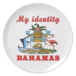 My Identity Bahamas Plates