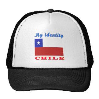 My Identity Chile Hats