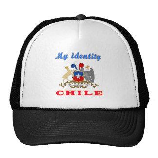 My Identity Chile Trucker Hat