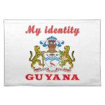 My Identity Guyana Placemat
