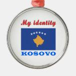 My Identity Kosovo Ornament