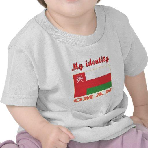 My Identity Oman Shirts