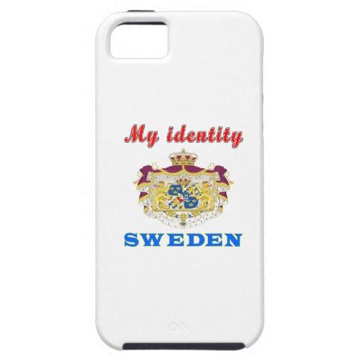 My Identity Sweden iPhone 5 Cases