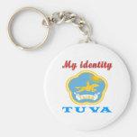 My Identity Tuva Key Chain