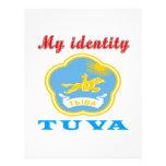 My Identity Tuva Letterhead Template