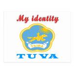 My Identity Tuva Postcard