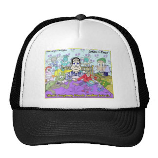My Imaginary Friends Funny Gifts & Collectibles Mesh Hats