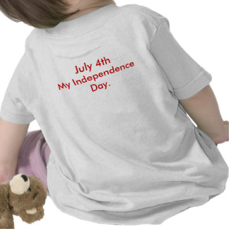 my independance day t-shirts