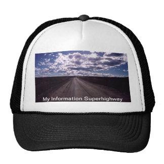 My Information Superhighway Trucker Hats
