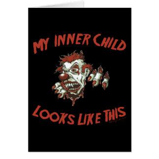 My Inner Child Card