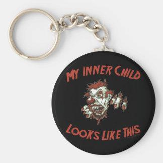 My Inner Child Key Chain