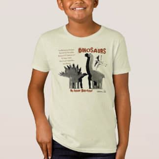 My Inner Dinosaur Kids Shirt Gregory Paul