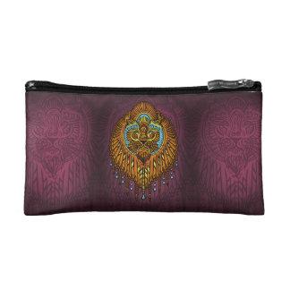 My inner voice, Tarot, strength, innerpower Cosmetic Bag