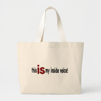 My Inside Voice Bags