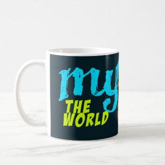 My Inspiration Comes from the World Around Me Coffee Mug
