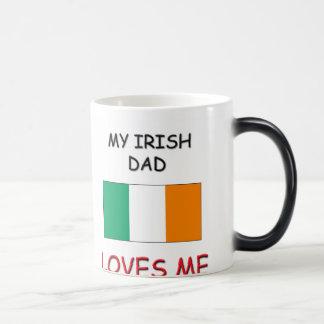 My IRISH DAD Loves Me Mug