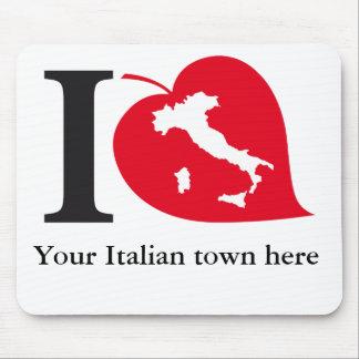 My Italian mousepad