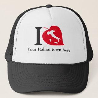My Italian town hat