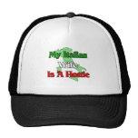 My Italian Wife Is A Hottie Trucker Hat