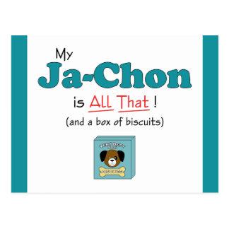 My Ja-Chon is All That! Postcard