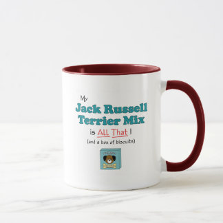 My Jack Russell Terrier Mix is All That! Mug